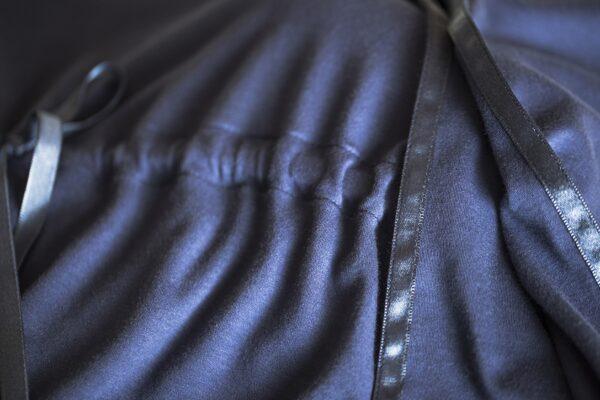 Adjustable Tunic in Organic Pima Cotton