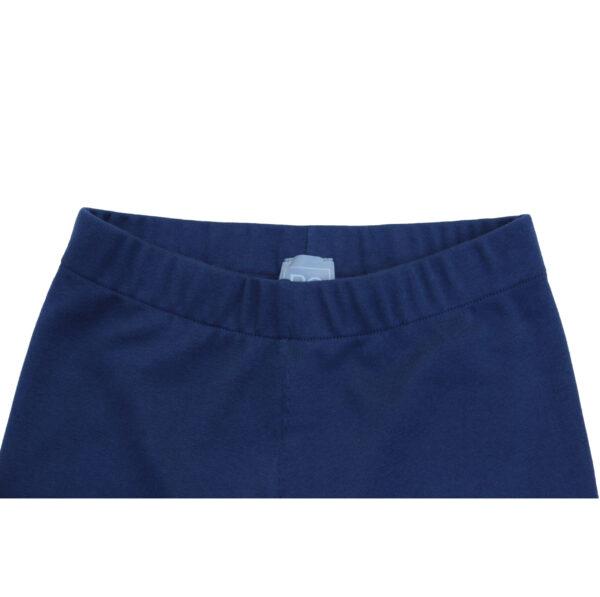 Diagonal Top Skirt in Organic Pima Cotton
