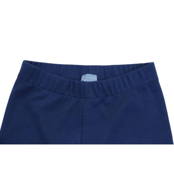 Short Leggins in Organic Pima Cotton