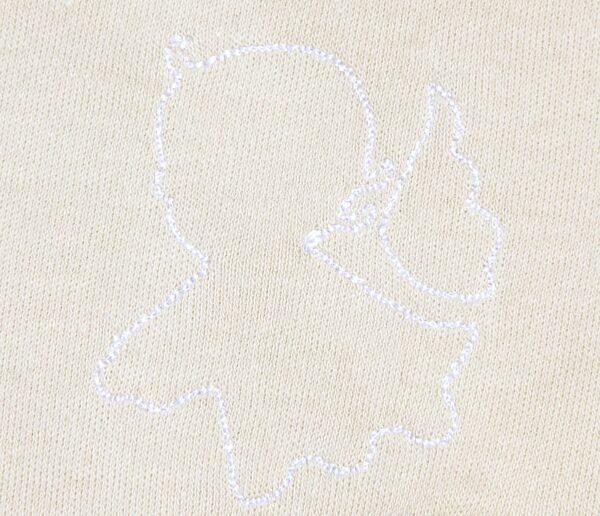 Newborn Sleeveless TShirt in Organic Pima