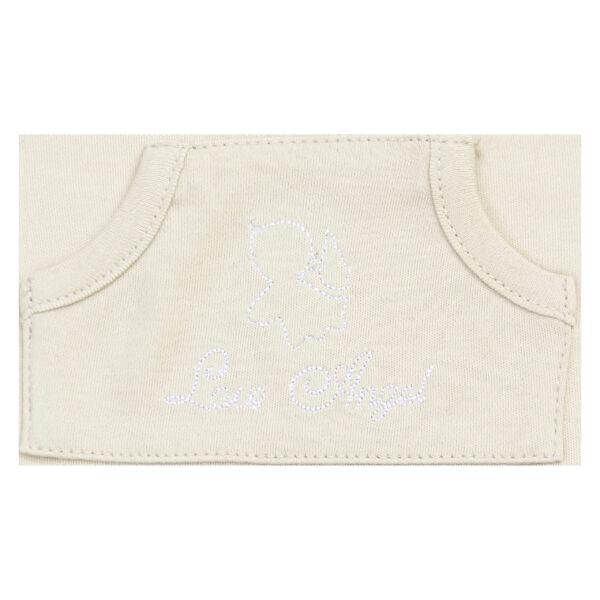 Reversible Jacket in Organic Pima Cotton