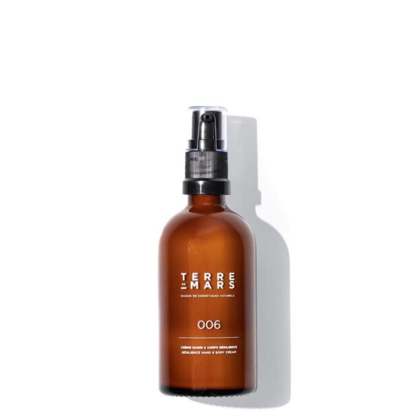 Résilience Hand & Body Cream - COSMOS Organic
