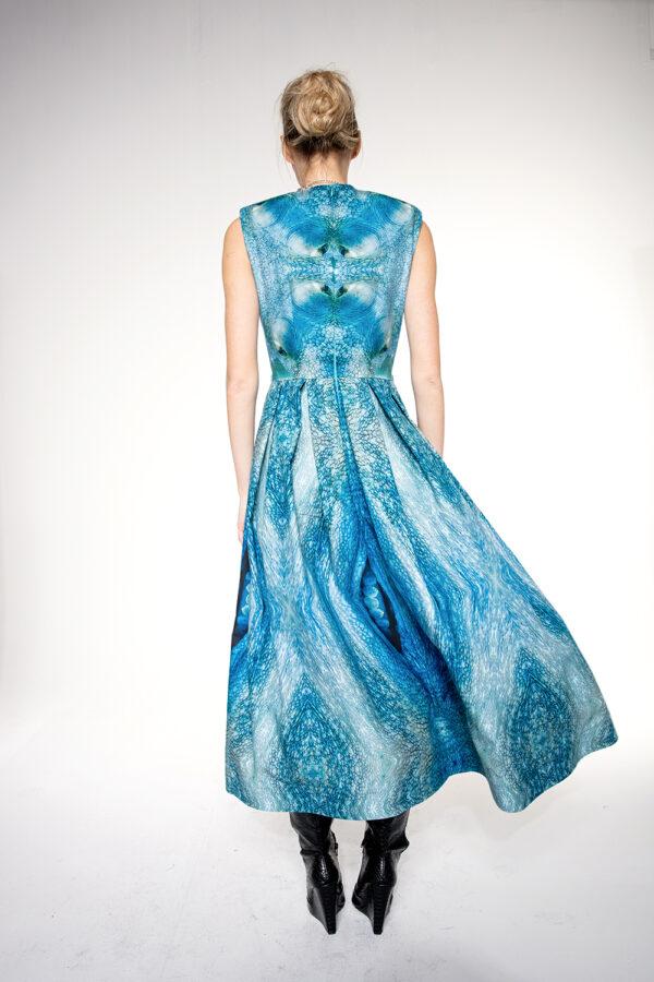 CHIC ORGANIC VEGAN DRESS