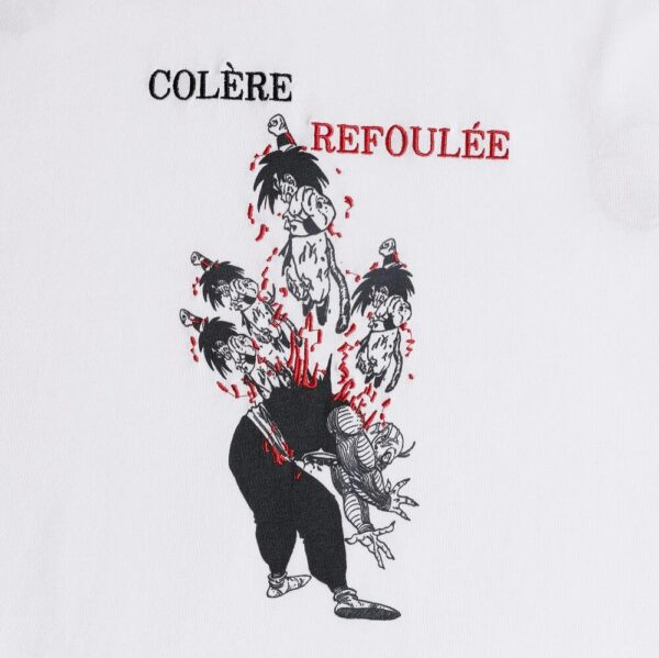 Colère Refoulée // Pent-Up Anger