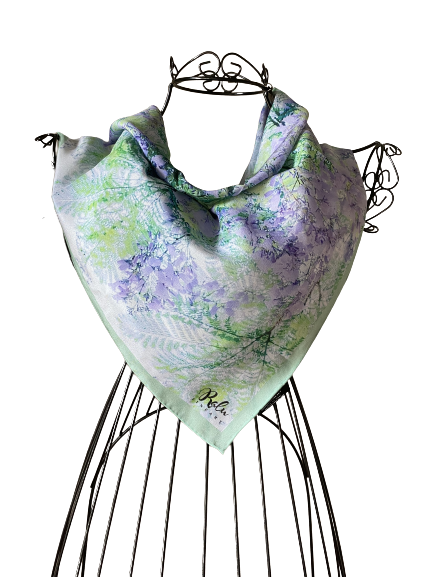 'Life in Bloom' Scarf