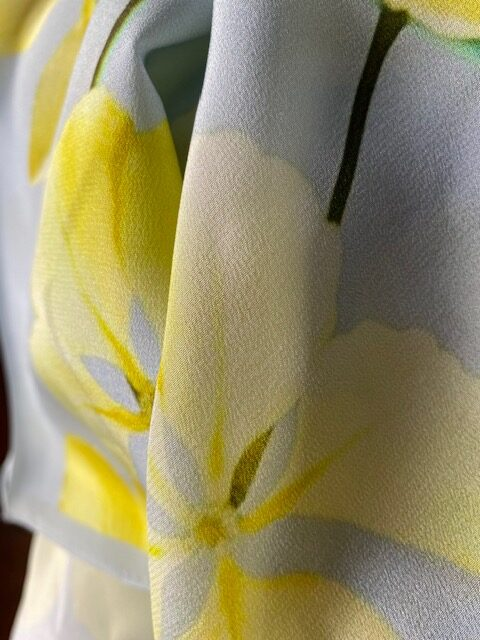 'A Ray of Sunshine' scarf