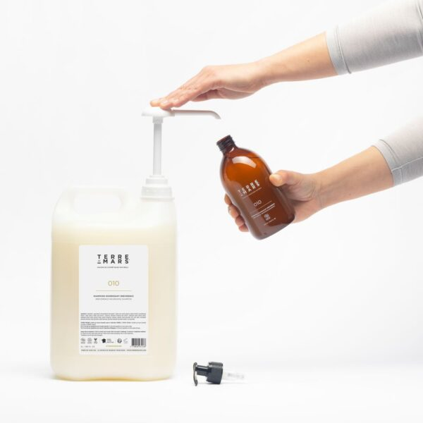 Shampoing Nourrissant Irrévérence recharge 5 Litres - COSMOS ORGANIC