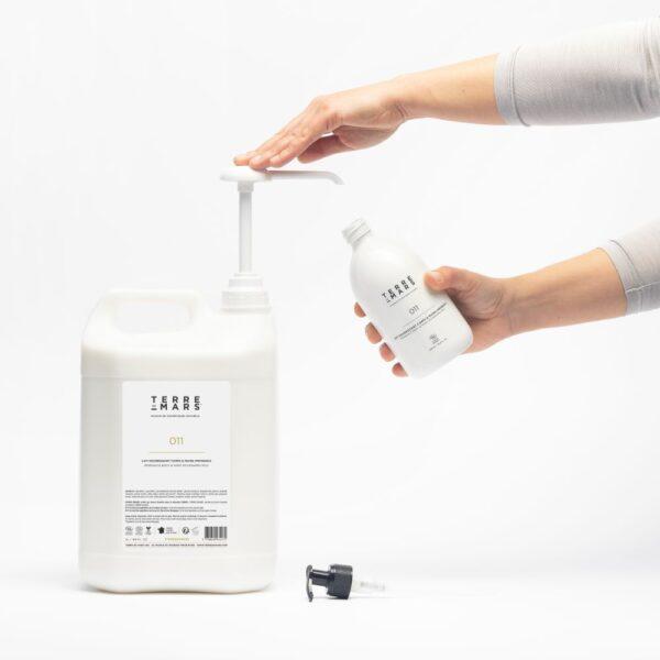 Imminence Body & Hand Nourishing Milk refillable - Cosmos Organic