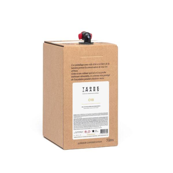 Remanence Hand Sanitizer Gel 5 Liters Refill