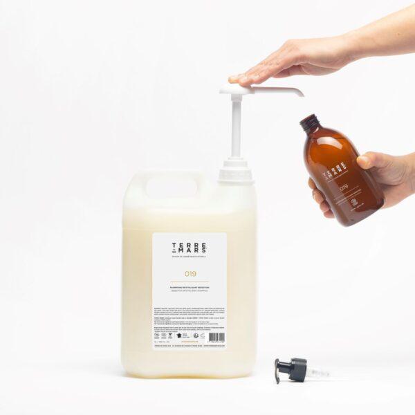 Reddition Revitalizing Shampoo 150ml - COSMOS ORGANIC