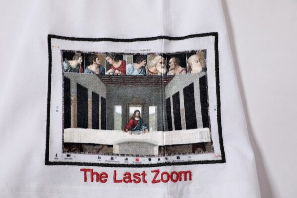 Last Supper: The Last Zoom