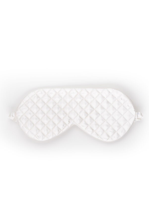 Sleep Eye Mask with collagen boosting treatment