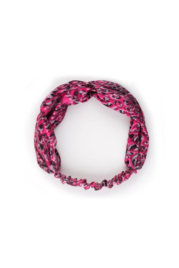 Animalier Silk Headband