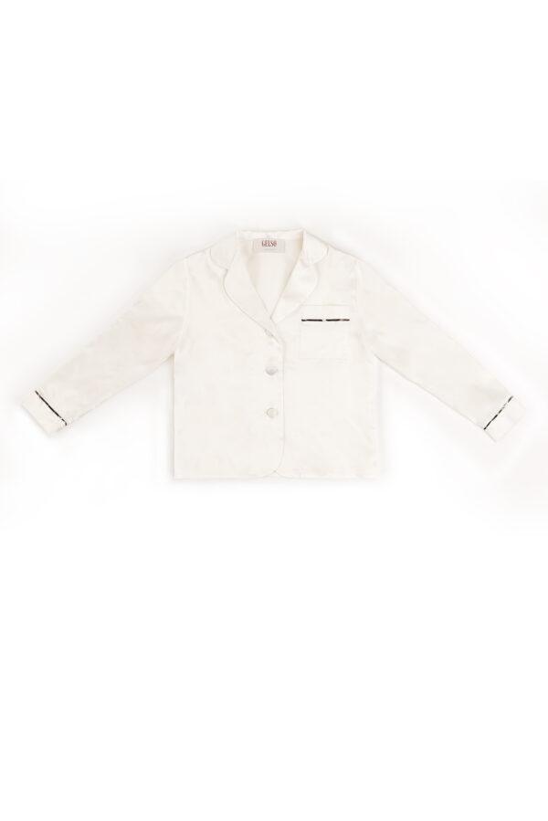 Baby Protein Silk Pajamas Shirt
