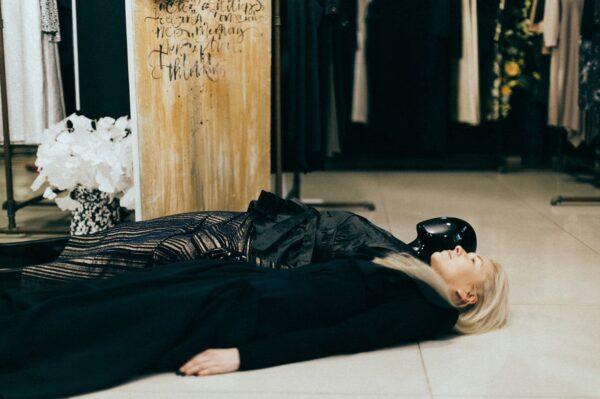 Black Jumpsuit Cullottes